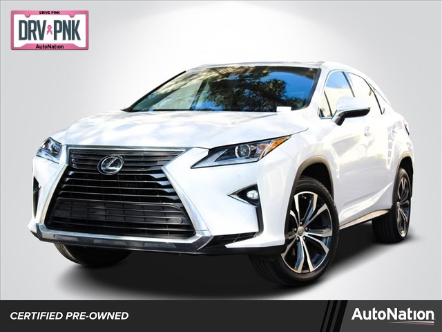 Lexus Certified Pre Owned >> Certified Pre Owned 2016 Lexus Rx 350 Front Wheel Drive 2wd Sport Utility Vehicles