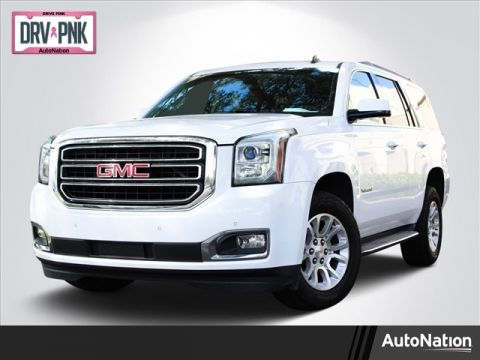 Pre-Owned 2015 GMC Yukon SLT Four Wheel Drive 4WD Sport Utility Vehicles