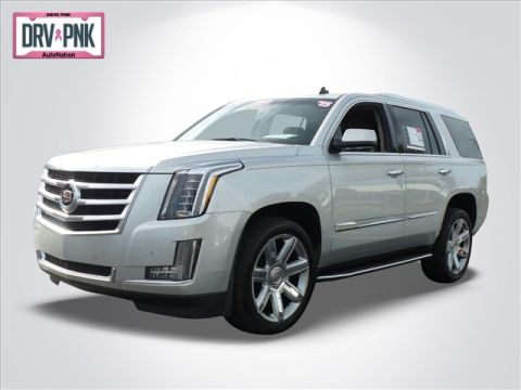 Pre-Owned 2015 Cadillac Escalade Luxury Rear Wheel Drive 2WD Sport Utility Vehicles