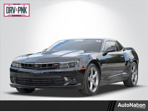 Pre-Owned 2014 Chevrolet Camaro SS Rear Wheel Drive 2-door Compact Passenger Car