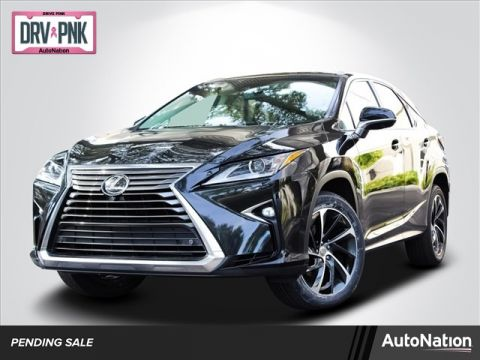 L/Certified 2016 Lexus RX 350 All Wheel Drive 4WD Sport Utility Vehicles