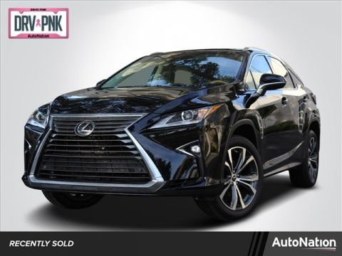 Pre-Owned 2019 Lexus RX RX 350 Front Wheel Drive 2WD Sport Utility Vehicles