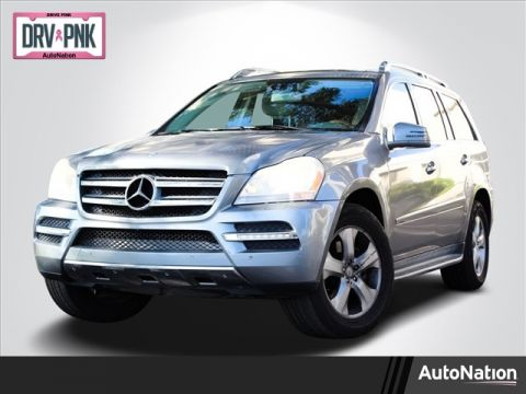 Pre-Owned 2012 Mercedes-Benz GL-Class GL 450 All Wheel Drive 4MATIC 4WD Sport Utility Vehicles