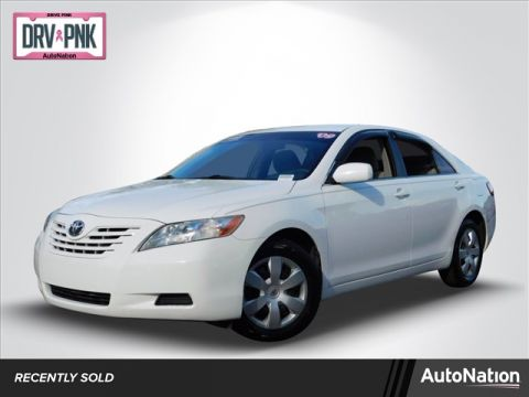 Pre-Owned 2009 Toyota Camry LE Front Wheel Drive 4-door Mid-Size Passenger Car