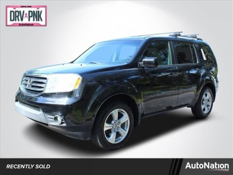 Pre-Owned 2012 Honda Pilot EX Four Wheel Drive 4WD Sport Utility Vehicles