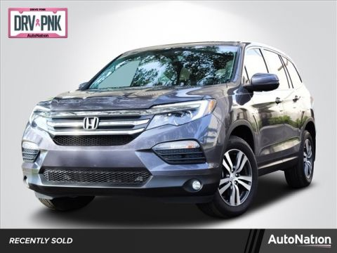 Pre-Owned 2018 Honda Pilot EX-L Front Wheel Drive 2WD Sport Utility Vehicles