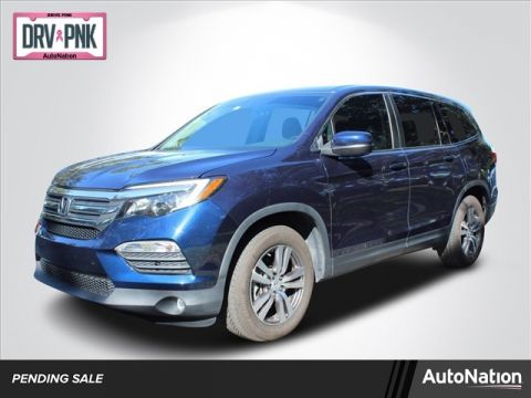 Pre-Owned 2016 Honda Pilot EX-L Front Wheel Drive 2WD Sport Utility Vehicles