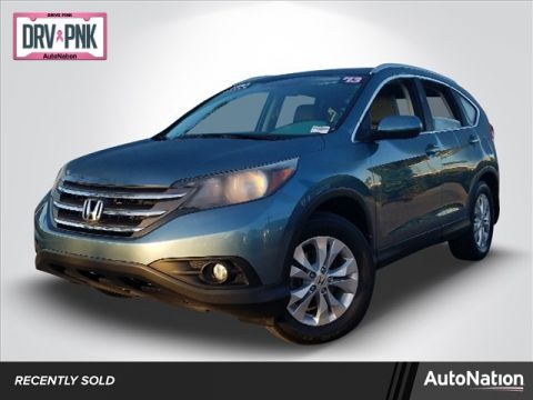 Pre-Owned 2013 Honda CR-V EX-L Front Wheel Drive 2WD Sport Utility Vehicles