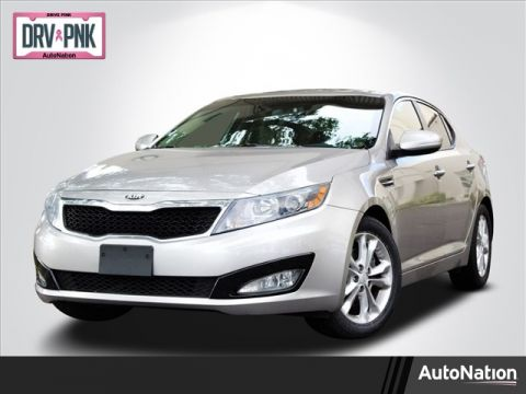 Pre-Owned 2013 Kia Optima LX Front Wheel Drive 4-door Mid-Size Passenger Car