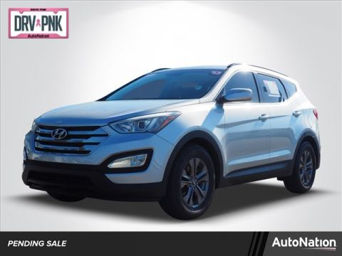 Pre-Owned 2013 Hyundai Santa Fe Sport Front Wheel Drive 2WD Sport Utility Vehicles