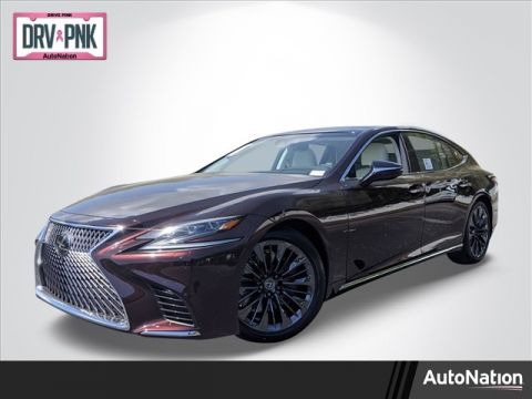 2020 Lexus LS 500 LS 500 Inspiration Series