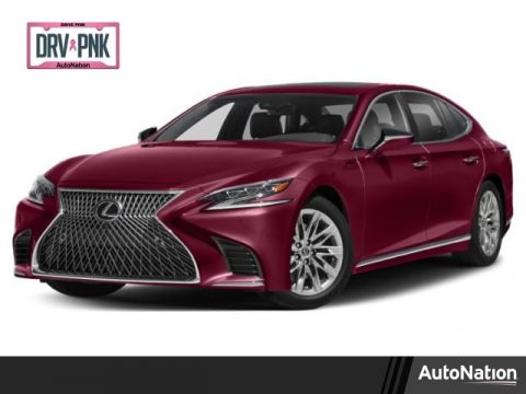 New 2020 Lexus LS 500 SPECIAL EDITION