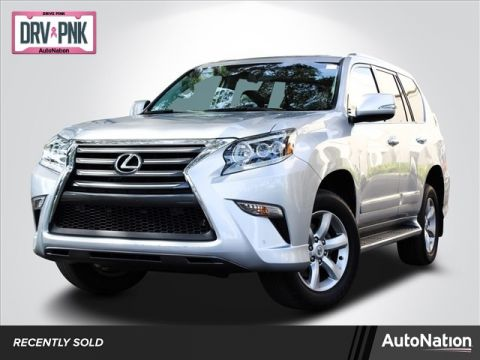L/Certified 2017 Lexus GX GX 460 Four Wheel Drive 4WD Sport Utility Vehicles
