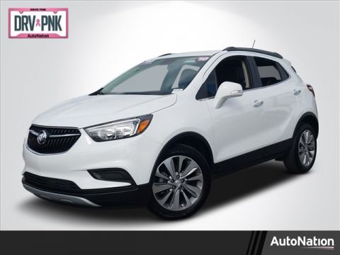 Pre-Owned 2018 Buick Encore Preferred Front Wheel Drive 2WD Sport Utility Vehicles