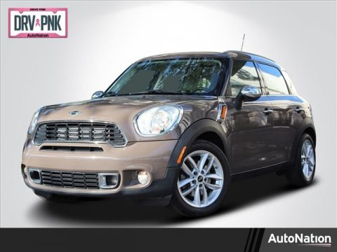 Pre-Owned 2011 MINI Countryman S Front Wheel Drive 4-door Sub-Compact Passenger Car