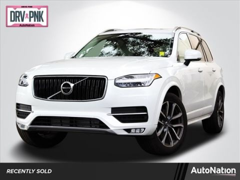 Pre-Owned 2019 Volvo XC90 Momentum Front Wheel Drive 2WD Sport Utility Vehicles