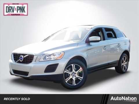 Pre-Owned 2013 Volvo XC60 T6 All Wheel Drive 4WD Sport Utility Vehicles